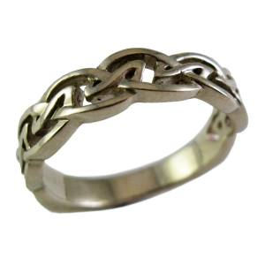 14k white gold celtic<span>$850</span>
