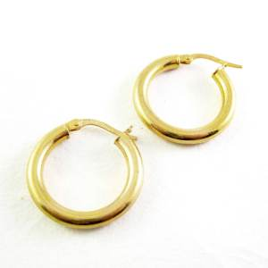 14k yellow gold hoops<span>many sizes and styles available</span>