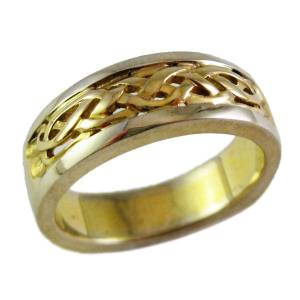 18k yellow/white gold celtic<span>$1095</span>